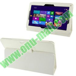 Litchi Texture Leather Case for Acer Iconia Tab W510