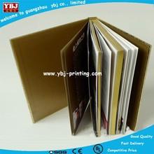 YBJ cheap high quality Custom hardcover book printed comic service