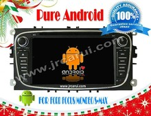 Pure android 4.4 car navigation for Ford S-Max(2008-2011) RDS ,GPS,WIFI,3G,support OBD,support TPMS