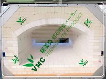 high purity vermiculite material insulating fire brick