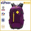 Waterproof hiking backpack bag fashion style wholesale