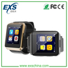 2015 new coming bluetooth watch phone with step counter, pulse rate monitor