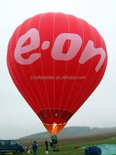 good price red advertising hot air balloon