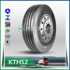 Commercial Truck Tire for High Speed Driving Top Technology Radial Truck Tire 295/80R22.5