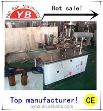 Factory Price 10ml, 20ml, 30ml Essential oil filling machine YB-G50D