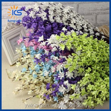 Most Popular Weddings Decoration Winter Jasmine Artificial Flowers for Wedding Decoration Party Decorations Free Shipping