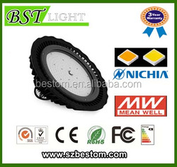 China factory price 5 years warranty Bridgelux Chip and Meanwell Driver led high bay