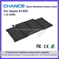 """100% Original Laptop battery (A1369 Mid 2011/A1466 Mid 2012) A1405 for Apple MacBook Air 13"""""""