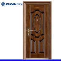 Exterior Metal Door,Steel doors ,steel security door (DA-9044)