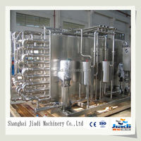 small milk pasteurization machine