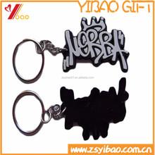 Wholesale Price PVC Key Chain/Hot Selling PVC Keychain