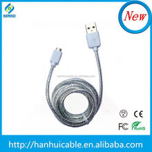 Alibaba express hot sale product colorful fish scale USB cable for smart phones