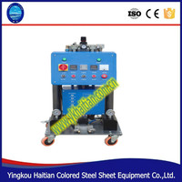HT Export Portable Machine Use For Pu Foam Injection