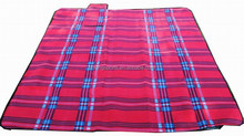New Promotional picnic mat Camping Mat/ waterproof picnic blanket