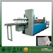 Napkin paper folding and embossing making machine supplier