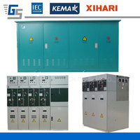 12/24kV Outdoor SF6 Insulated Switchgear