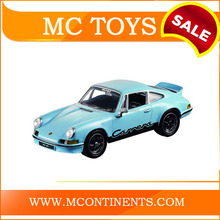 1:43 scale die cast model toy with various design