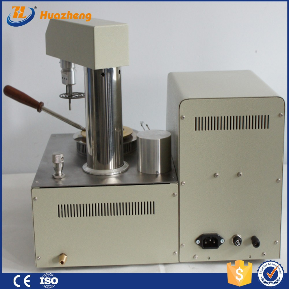 Automatic Oil Closed Cup Flash Point Tester Hzbs 3