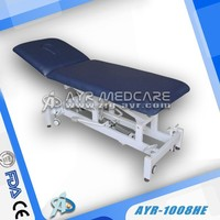 Foot Control Massage Table