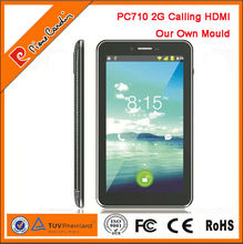 Pierre Cardin latest 7 inch dual card dual standby smart high-quality low-cost 3G Android Tablet PC