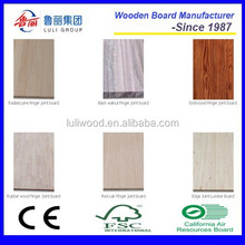 high quality pine wood solid wood finger joint board for furniture use wooden board
