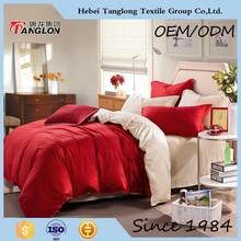 brush girl bedding set cotton bed sheets flat cover duvet cover set