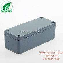 waterproof solar battery box ip67,waterproof connection junction box,die cast aluminum waterproof enclosure