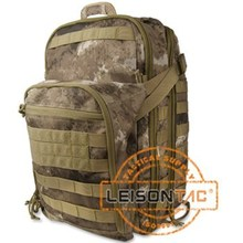 Military Waterproof Laptop Bag with ISO standard nylon molle system