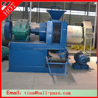 First class coal briquette machine improved by customers