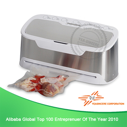 Stylish easy to Customised simple vacuum sealer