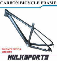Cheap 29ER Carbon Mountain Bike frame Bike Carbon Frames Chinese Carbon Frames