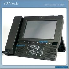 Android voip video phone with 4 SIP Lines IAX2 HD Voice