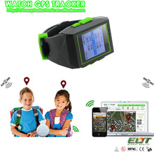 real time location phone gsm gps watch tracker for persons