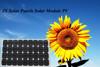 90W Mono Solar Panels Efficiency for Street Lighting System!