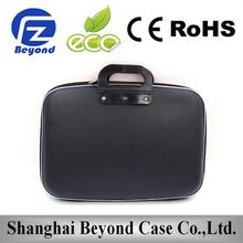"Black Padded Laptop Bag 13"" Inch Wterproof Laptop Case"