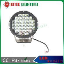 Off road motorcycle headlight,Hot Iterm 9inch 5watt cree IP68 off road motorcycle headlight