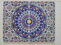 250*400mm arabic tile moroccan ceramic wall tile