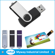 High quality bulk cheap creative gift plastic usb flash drive 8gb