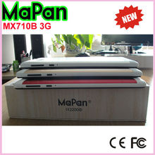Cheapest branded tablets MaPan dual sim card 7 inch 3g tablet