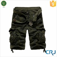 2015 Summer Bermuda Camouflage Men Cargo Short Pants