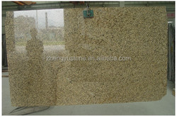 Unique Yellow Diamond Granite Slabs with Low Price for Wholesale