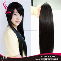 alibaba express relaxed 5aaaaa brazilian silky straight hair for black women