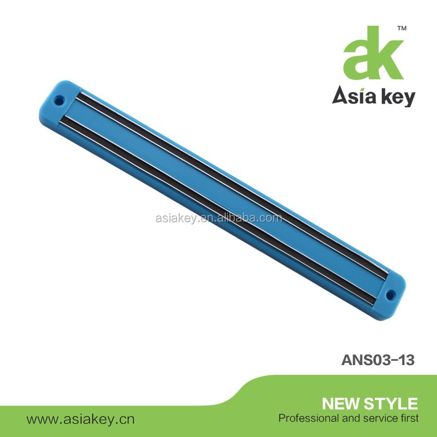 embed two magnet strips in blue pp bar magnetic strip for