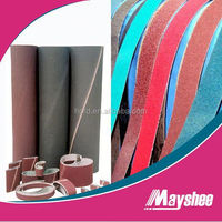 alloy round sisal and cloth abrasive buff