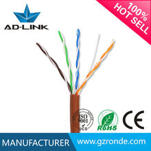 cable making equipment wire cable factory outlet high quality utp cat5e lan cable 4pr