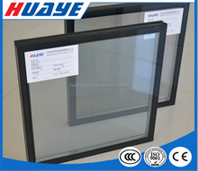 Low-E Insulated Curtain Wall Glass with CE Certificate