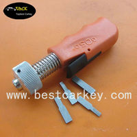 Best price 2013 New Update GOSO locksmith tool Pen Type Plug Spinner