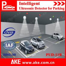 AKE Intelligent Parking Management System for big car parking