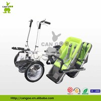 Best Quality Adult Stroller Tricycle Baby Buggy Bikes For Sale