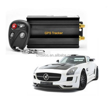 Tk103 Global Real Time Mini Car Vehicle GPS Tracker, 4 Band GSM/GPRS Tracking Device With Movement Speed Alert